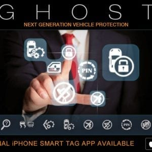 Autowatch Ghost Immobiliser Car Security System