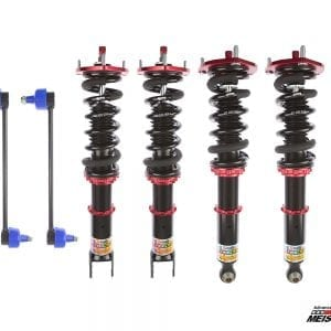 MeisterR ZetaCRD Coilovers for Toyota Supra (JZA80) 93-02