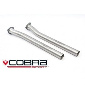 Cobra Exhaust for Audi A1 1.4 TFSI (150PS) S-line – AU88 – Cat Back System (Resonated)