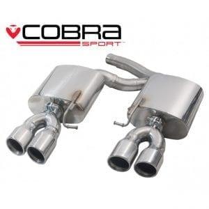 Cobra Exhaust for Vauxhall Astra G GSi / T (Hatch) – VX01a – Pre-Cat/De-Cat Pipe