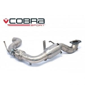 Cobra Exhaust for Vauxhall Corsa D Nurburgring – VZ11H – Nurburgring Cat Back System (Non-Resonated)
